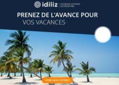 Les ventes privées Idiliz : fortes remises sur des voyages et vacances de rêves