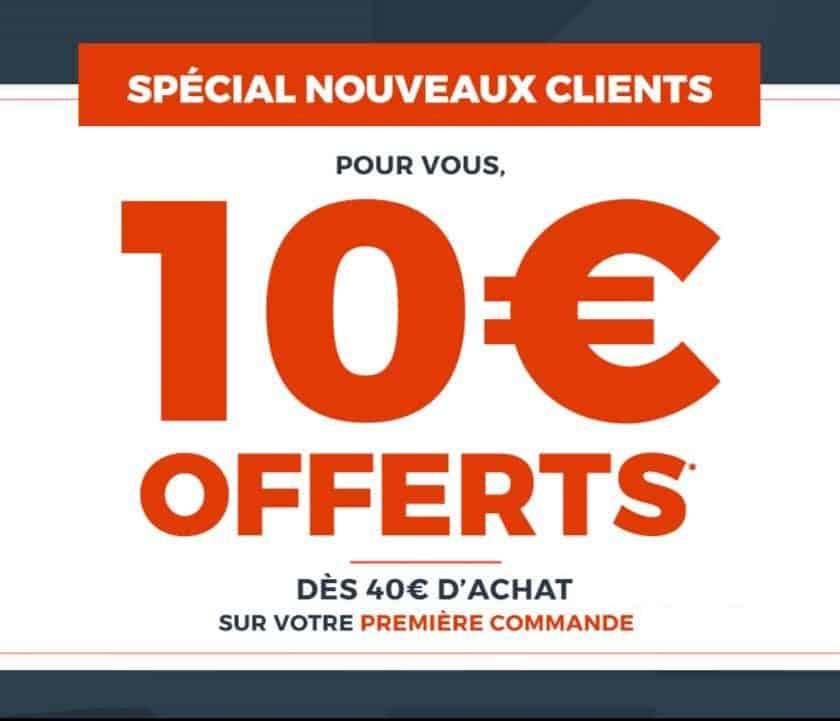 Bonne nouvelle retour de l'opération 10€ de remise sur Cdiscount et cette fois ci le grand site français du groupe Casino propose 18000 coupons (ou plutôt code promo)