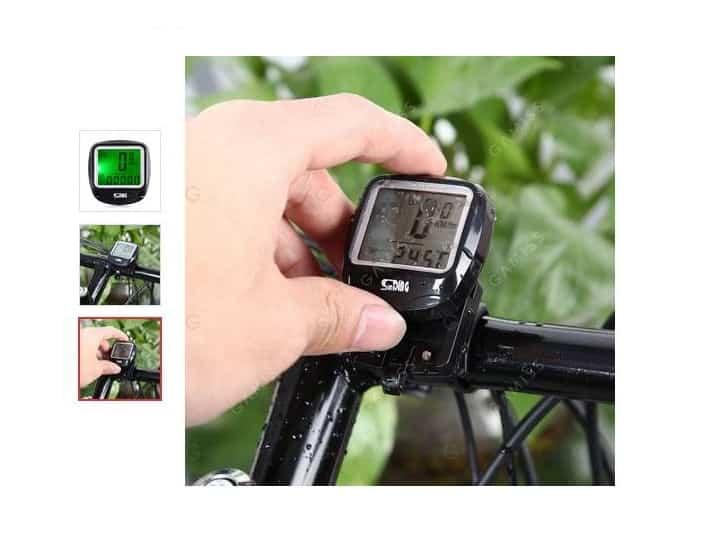 2,73€ le compteur digital étanche de vélo port inclus