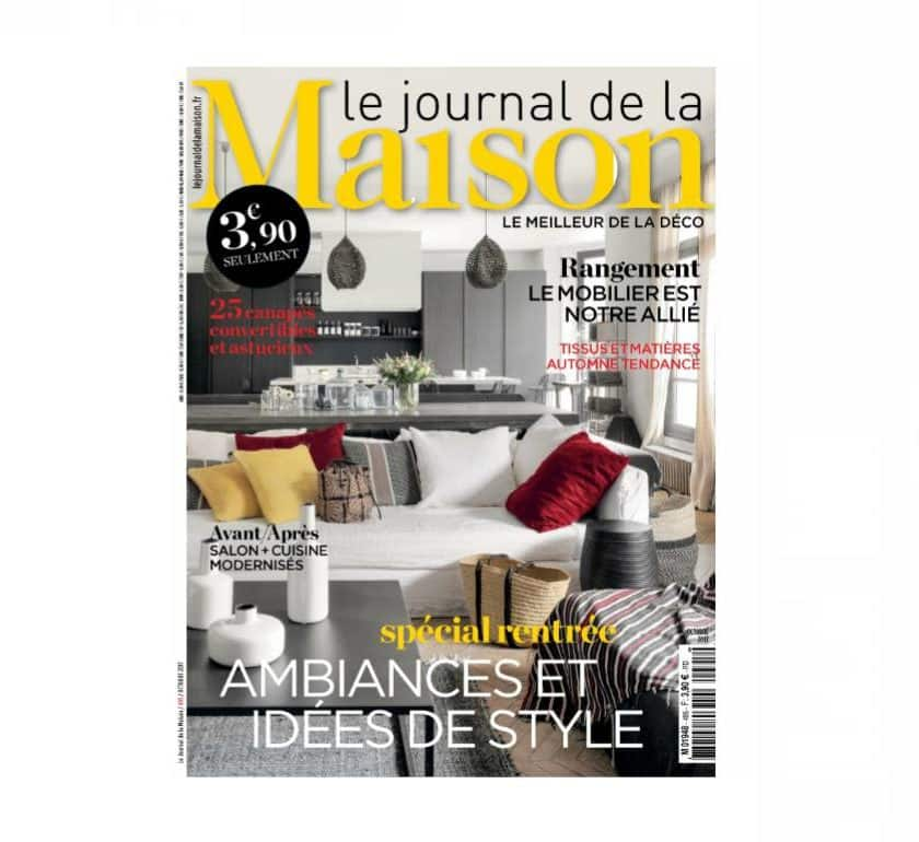 abonnement le journal de la maison pas cher 14 9 l ann e. Black Bedroom Furniture Sets. Home Design Ideas
