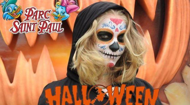 Billet d'entrée Parc Saint Paul – Halloween 🎃 pas cher