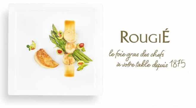 Bon d'achat Rougié (foie gras & produits gastronomiques) moitié prix