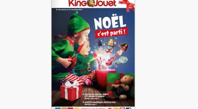 Catalogue King Jouet Noel 2017