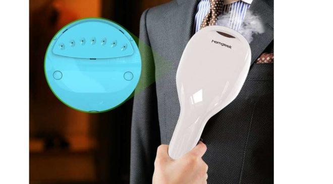 Défroisseur vapeur portable pas cher homgeek