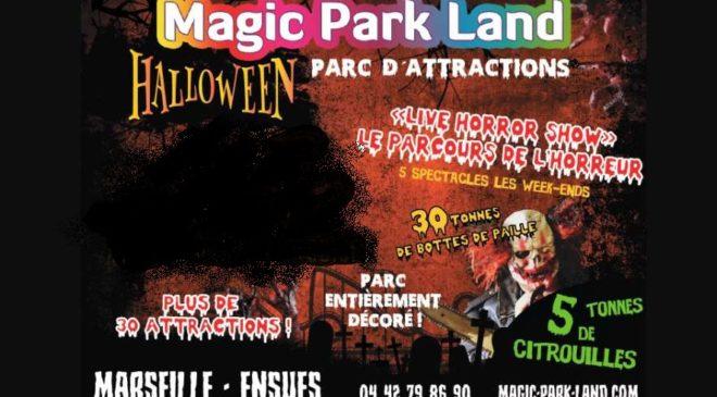 Magicpark Land - Halloween