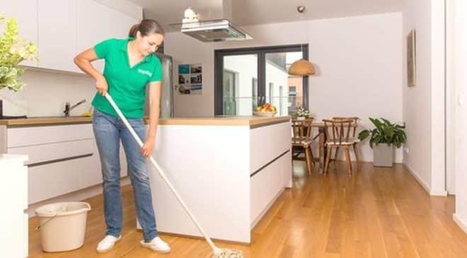 Ménage à domicile Helpling
