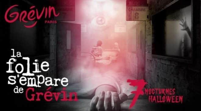 Nocturne Halloween du Musée Grévin