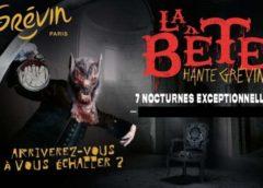Nocturne Halloween du Musée Grévin moins chère