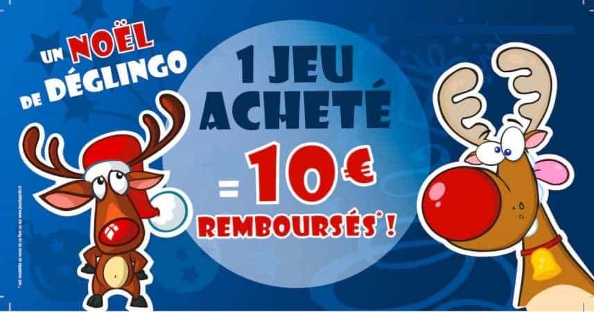 Offre de noel tf1 games 1 jeu achet 10 rembours bons plans malins - Achat noel paiement differe ...