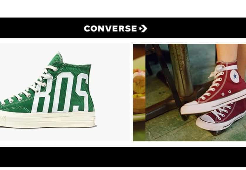 Promotions Converse