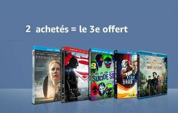 Promotions DVD Blu_ray Serie TV