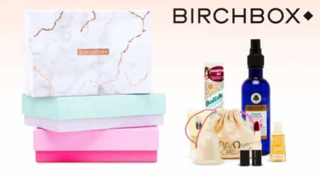 Vente privée Birchbox