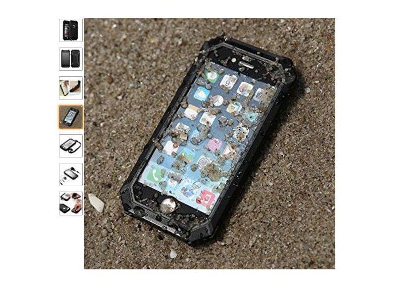 coque étanche - Anti-choc pour Iphone 6 / 6S à moins de 10 €