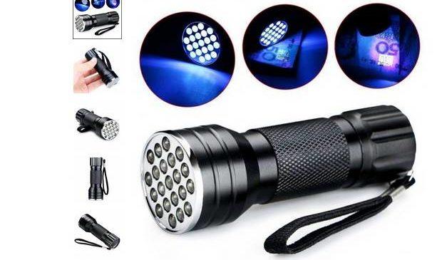 lampe à rayons ultraviolets pas chère