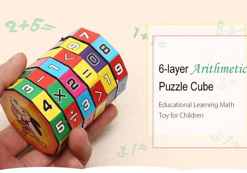 1 centime le jouet éducatif arithmétique