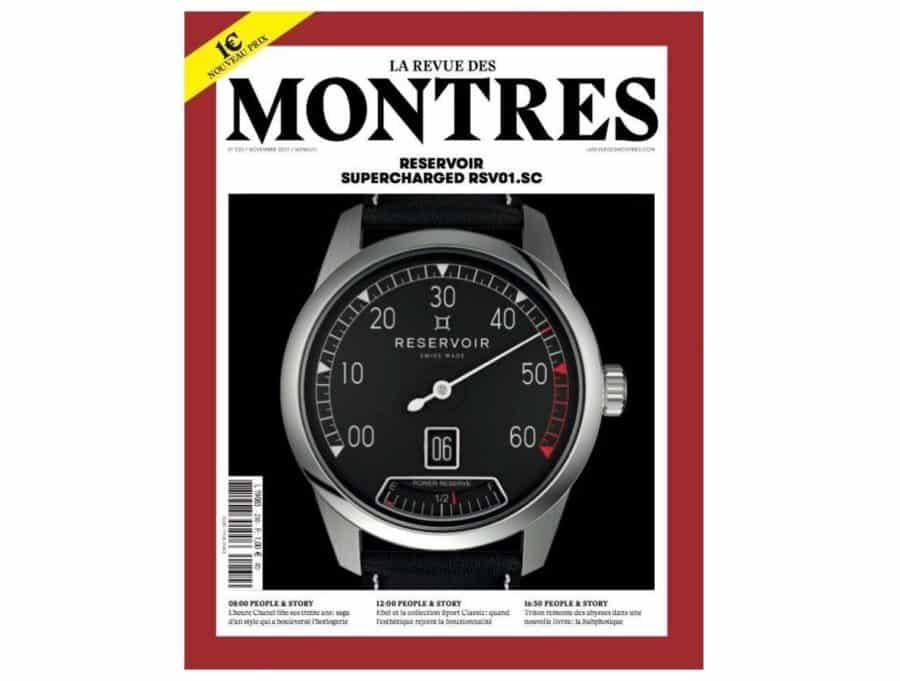Abonnement la revue des montres pas cher seulement 8 95 - Abonnement tele poche pas cher ...