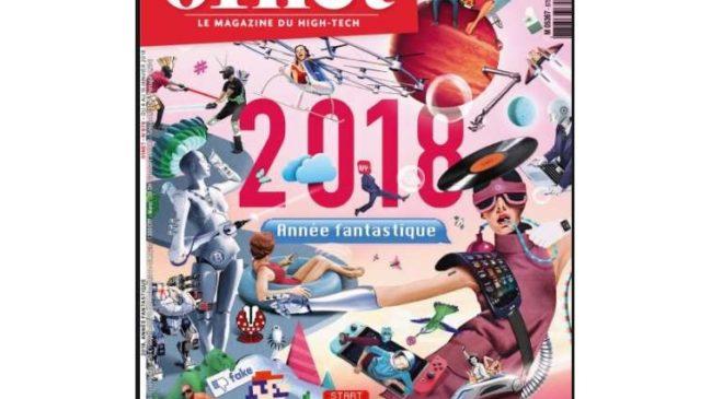 Abonnement magazine 01net pas cher 17 au lieu de 42 90 for Abonnement fleurs pas cher