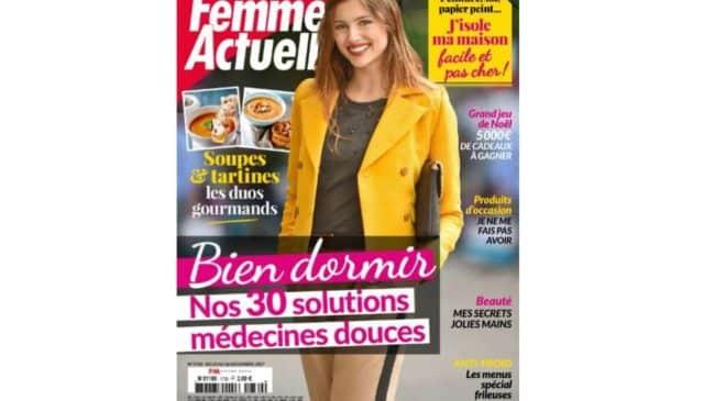 Abonnement magazine Femme Actuelle pas cher