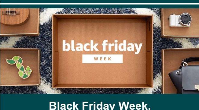 Amazon Black Friday Week