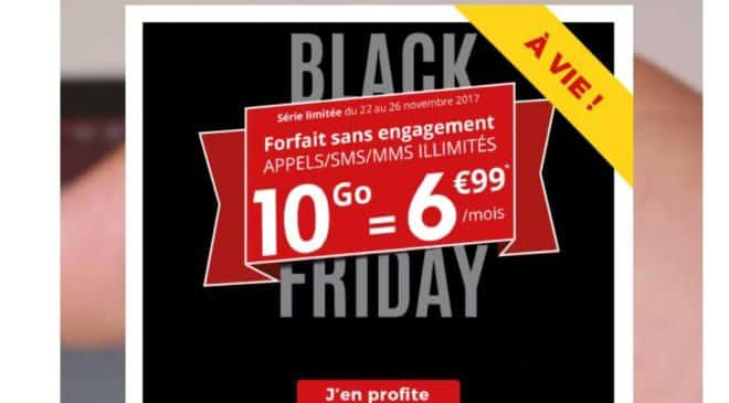 Black Friday Auchan Telecom