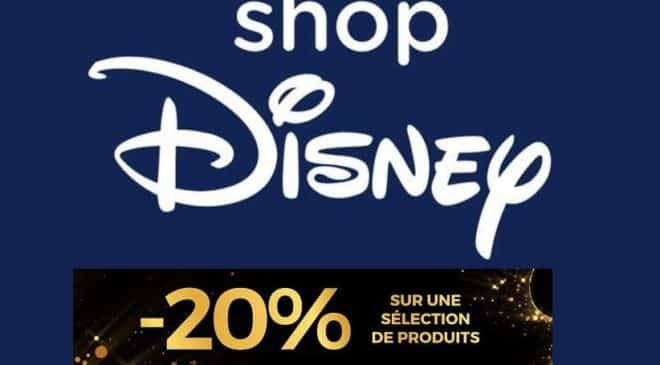 Black Friday Disney Store