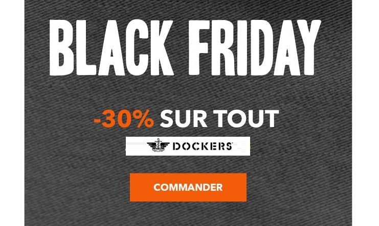 Black Friday Dockers