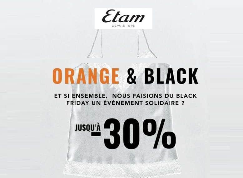 Black Friday ETAM