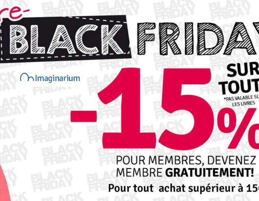 Black Friday Imaginarium
