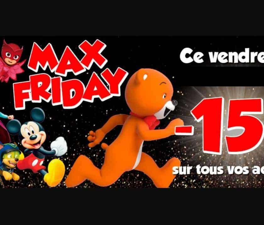 Black Friday Maxitoys