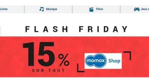 Black Friday Momox Store