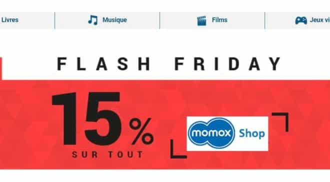 Black Friday Momox Store