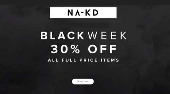 Black Friday NA-KD