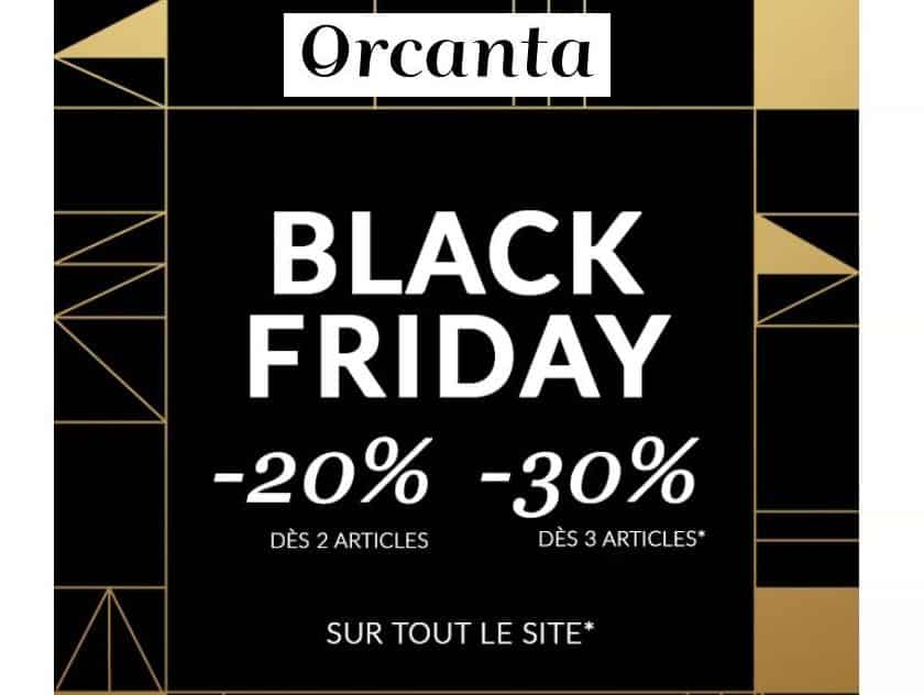 Black Friday Orcanta