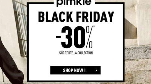 Black Friday Pimkie