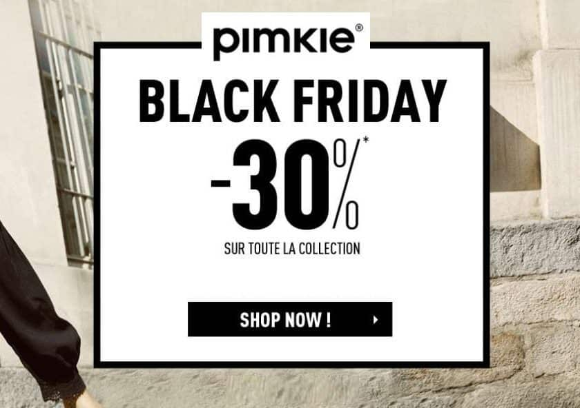 Black Friday Pimkie