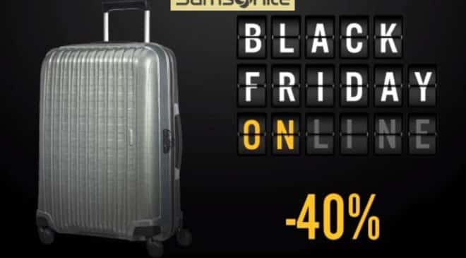 Black Friday Samsonite