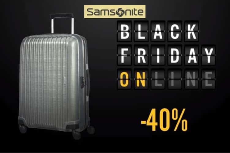 Black Friday Samsonite