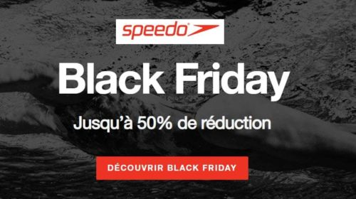 Black Friday Speedo