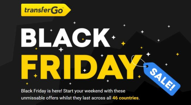 Black Friday TransferGo