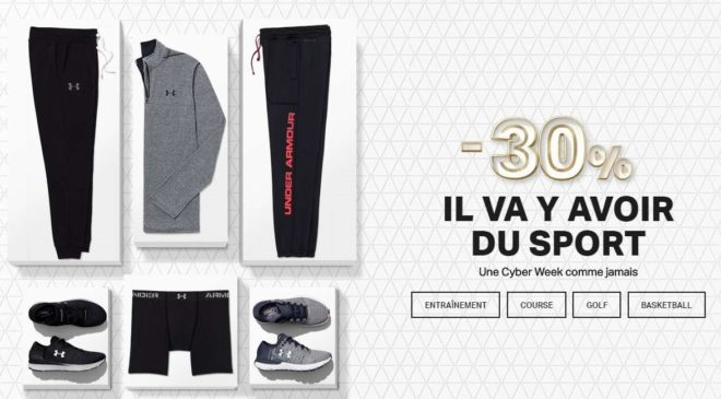 Black Friday Under Amour