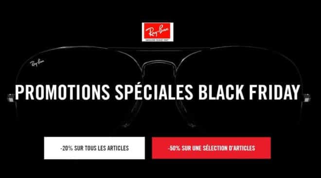 Black Friday de Ray-Ban