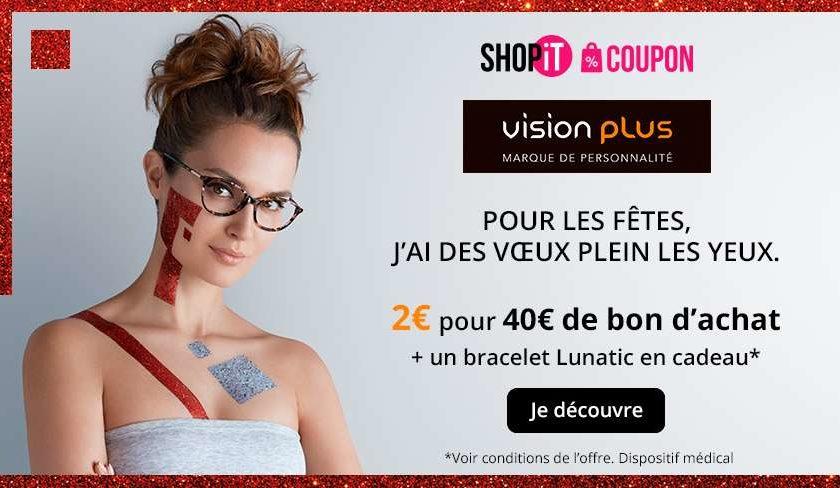 Bon d'achat Vision Plus