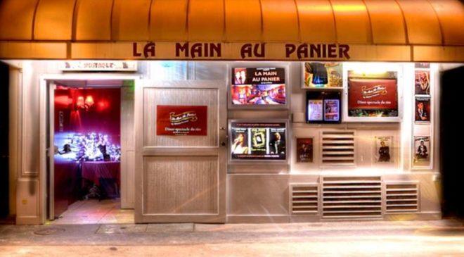 Cabaret La Main au Panier pas cher