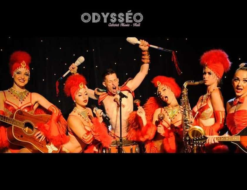 Cabaret Odysséo pas cher