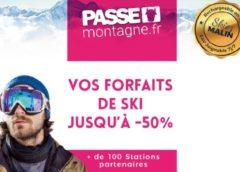 Carte ski Passe Montagne pas chère