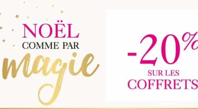 Coffrets Parfum moins chers : 20% de remise sur Beauty Success