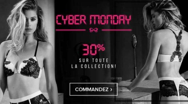 Cyber Monday Hunkemoller