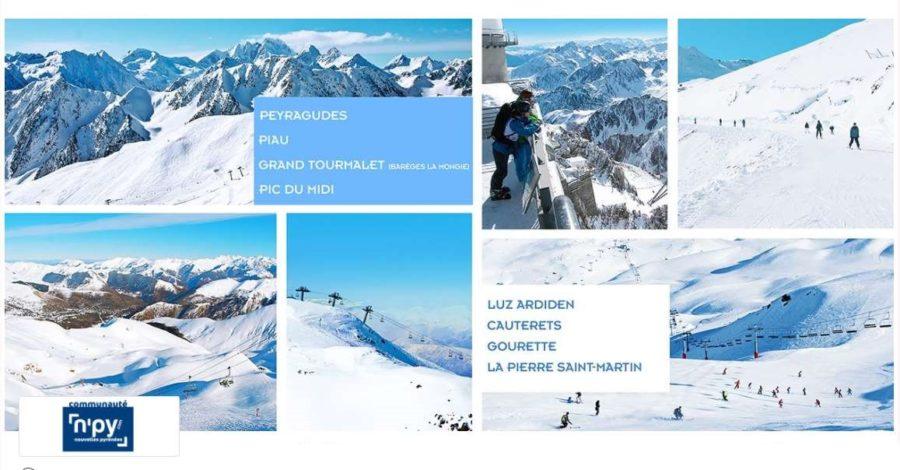 forfaits de ski dans les pyr n es moins chers plusieurs stations et pic du midi. Black Bedroom Furniture Sets. Home Design Ideas