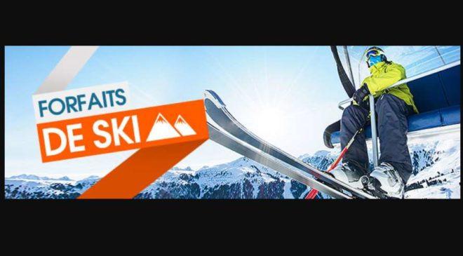 Forfaits de ski dans les alpes moins chers