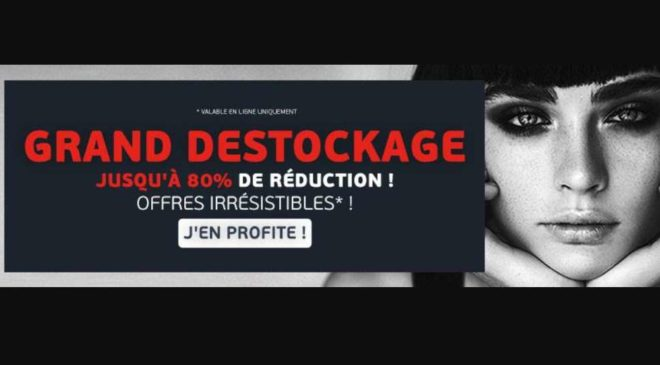 Grand déstockage be you